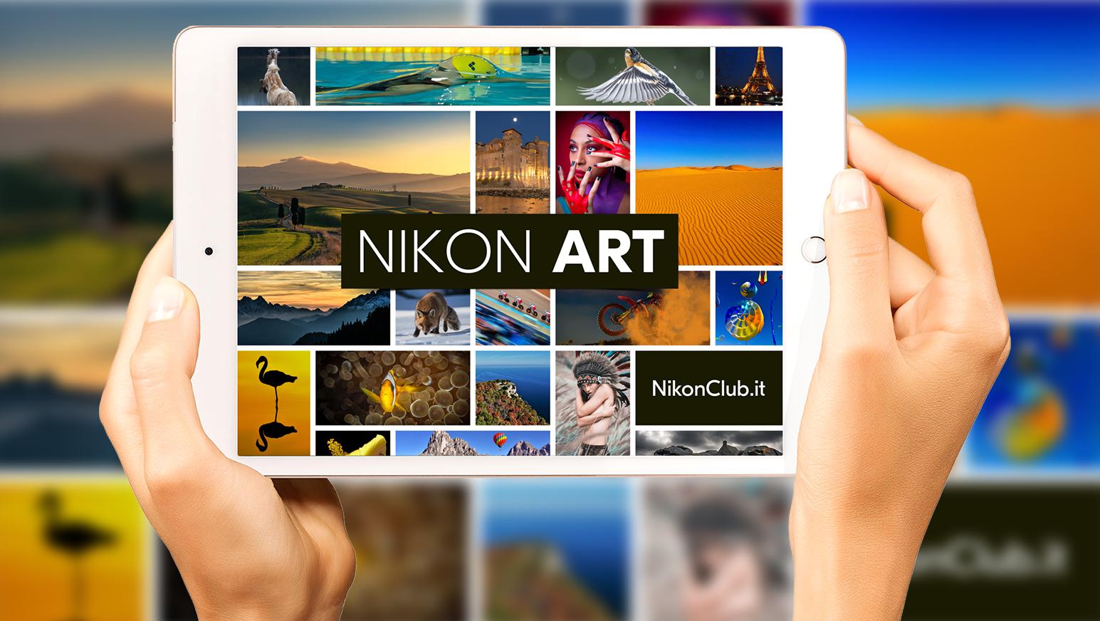 Nikon Art Gallery