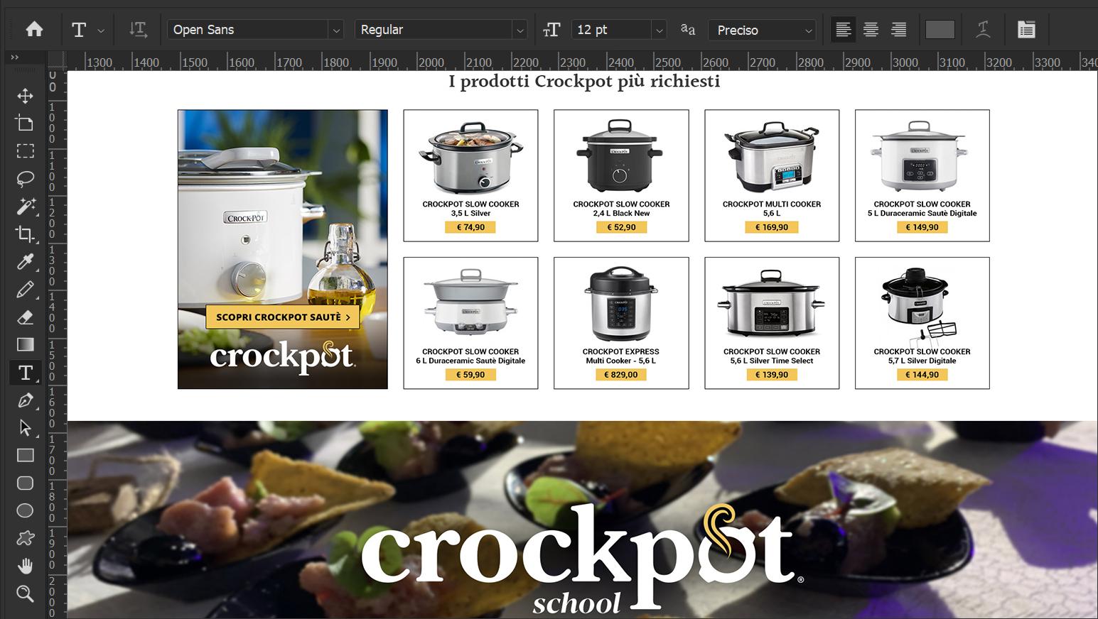 Crockpot construction