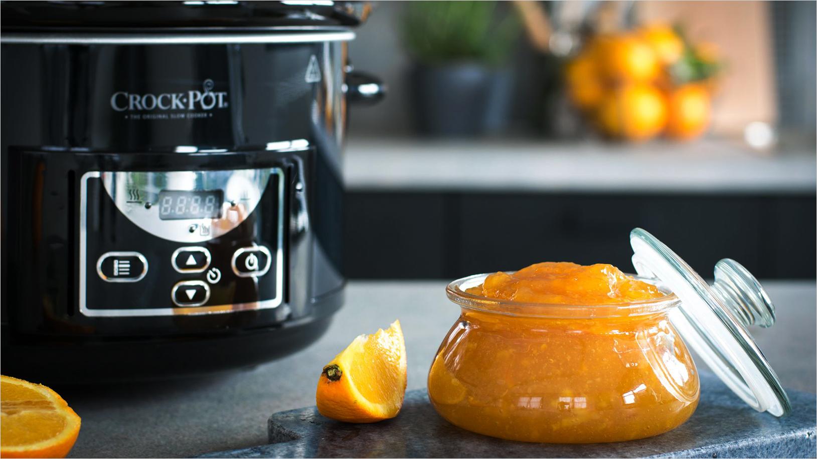 Crockpot Slow Cooker - 4,7 L Digitale