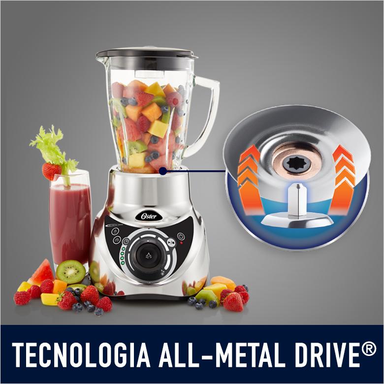 Tecnologia All-Metal Drive