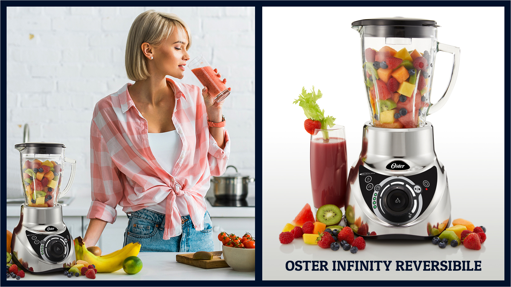 Oster Infinity