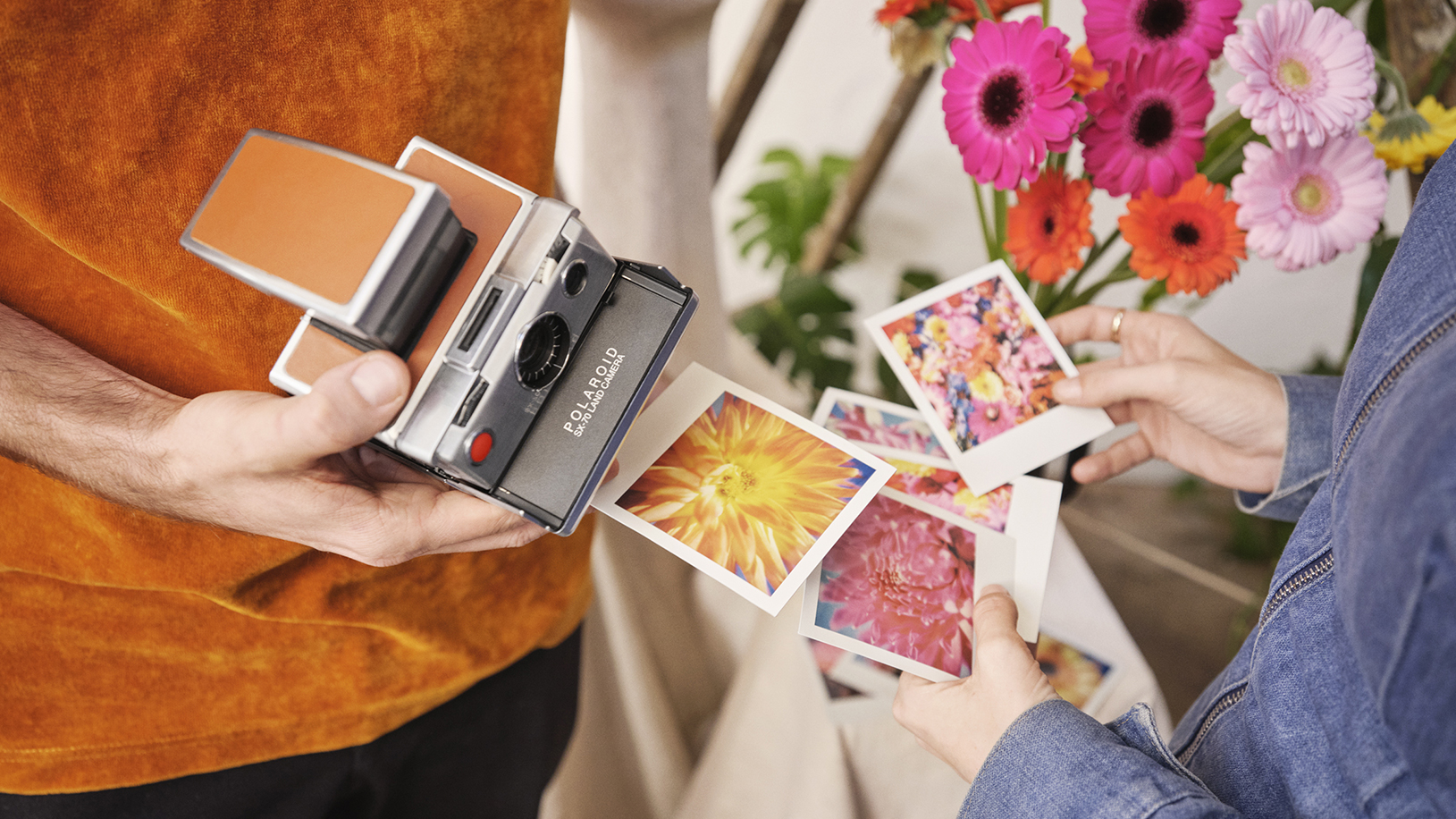 Polaroid Serie SX-70