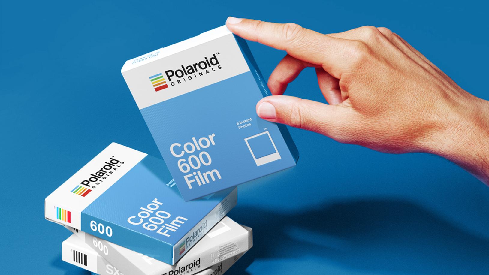 Polaroid Pellicole Serie 600