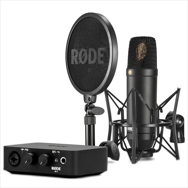 RØDE Kit studio completo