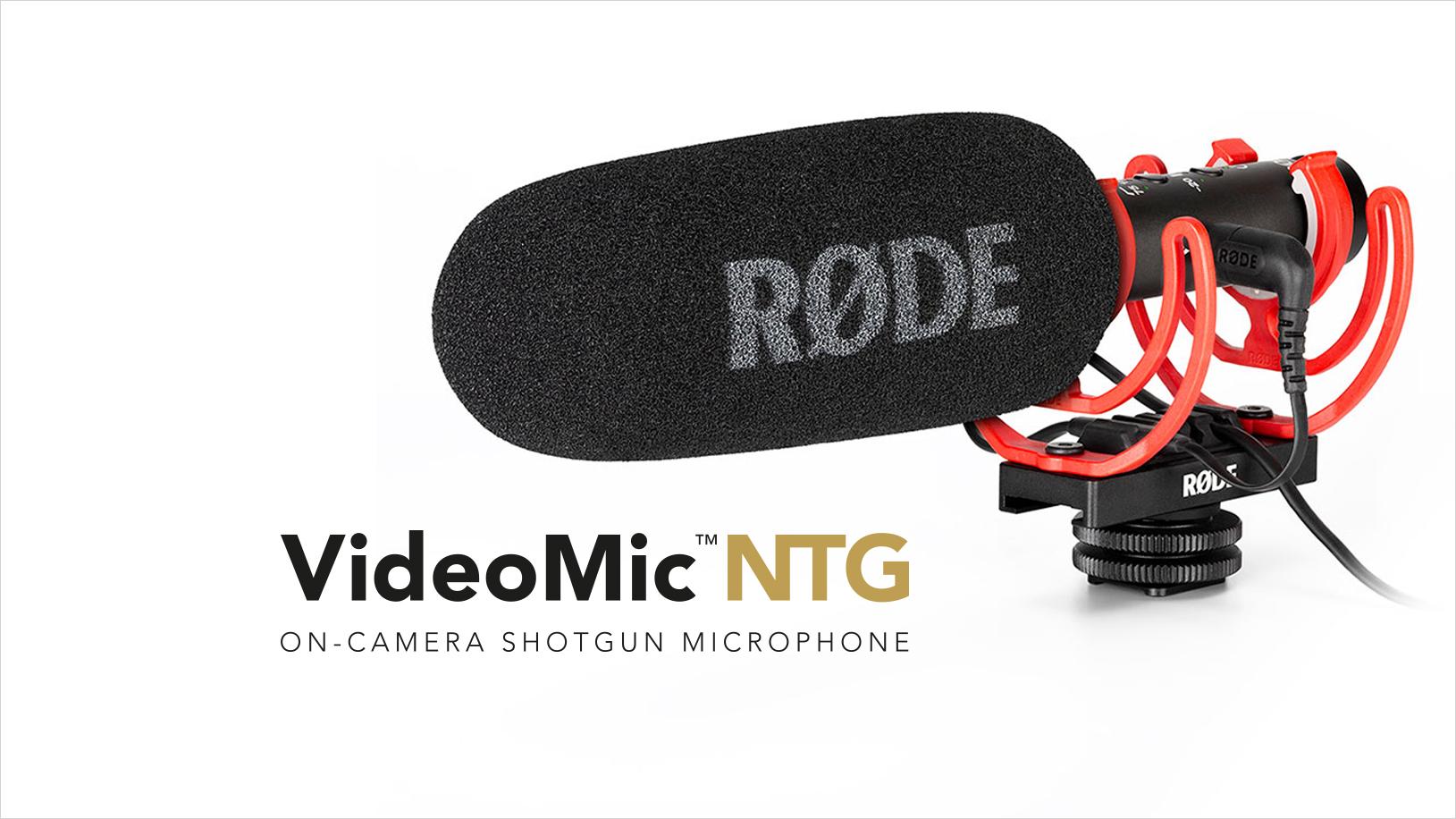 RØDE VideoMic NTG