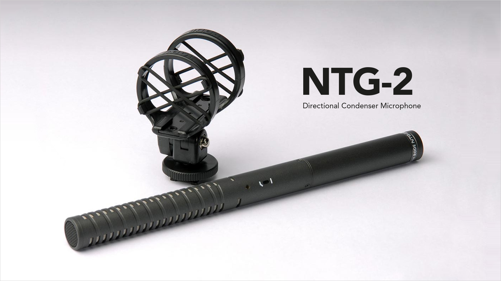RØDE NTG-2